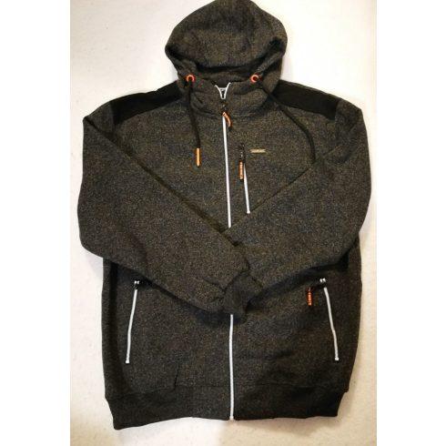 Polár anyagú férfi pulóver 4XL-6XL