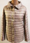 Vékony vatelin béléses, dupla záródású, aszimmetrikus aljú, átmeneti dzseki dzseki