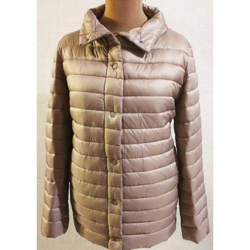 Vékony vatelin béléses, átmeneti dzseki dzseki 3XL